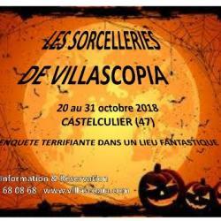 Les sorcelleries de Villascopia