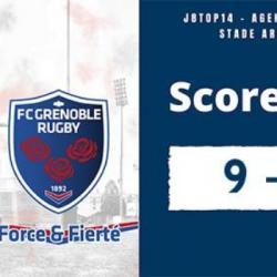 Après Agen-Grenoble + résultats
