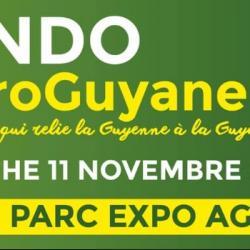 """Projet Rando """"GaroGuyanne"""""""