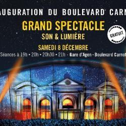 Lancement Boulevard Carnot Agen