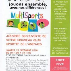 Laurent du Foot Five