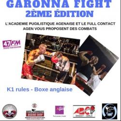 AGEN TERRE DE SPORTIFS 10 : GARONNA FIGHT