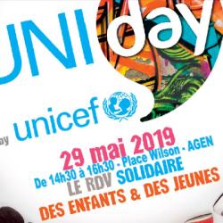 Maïté François et Cyril Guilbert pour Uniday 2019