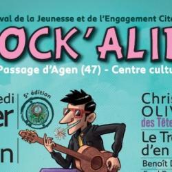 Rock Alibi &agrave l'honneur !