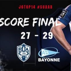 Après Bayonne (J6)