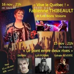 Fabienne Thibault en interview !