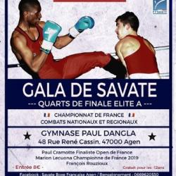 47FM SPORTS : Savate Boxe Agen