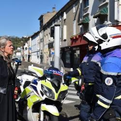 Covid19 : Franck policier