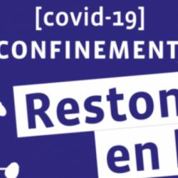 COVID19 : MESSAGES AUX AINES (J8)