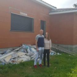 Covid19 : Luka et Emilie