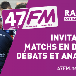 47FM RUGBY 18