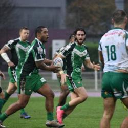 47FM SPORTS ; Rugby Villeneuve XIII