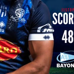 47FM SPORTS après Bayonne (J15)