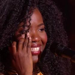 Stellia Koumba après The Voice (13-03)